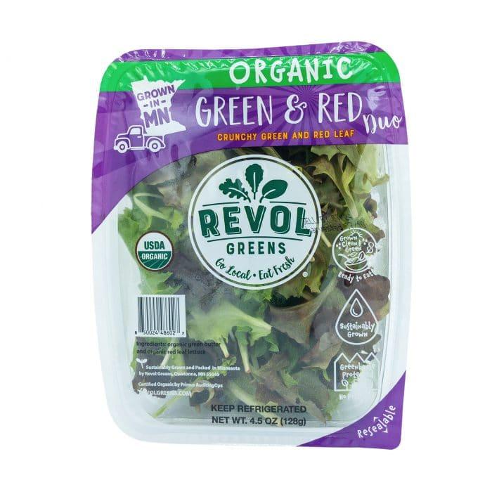 Revol GreenRed